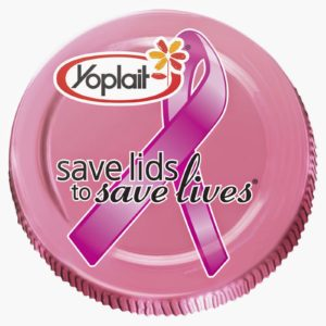 Yoplait Breast Cancer Campaign logo