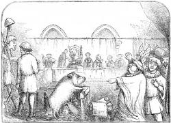 pig-on-trial