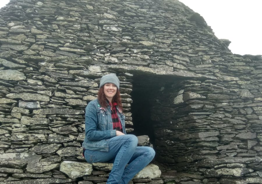 The Extraordinary Monks of Skellig Michael and the Human/Nonhuman Boundary in Early Ireland